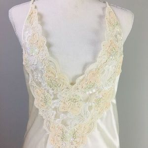 Victoria's Secret Intimates & Sleepwear - Vintage Victoria Secret Mermaid lingerie Gown sz S
